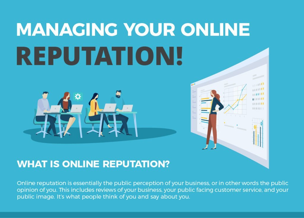 Managing your business's online reputation in 2019 1