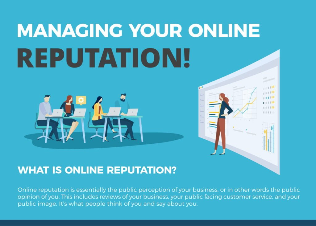 Managing your business's online reputation in 2019 5