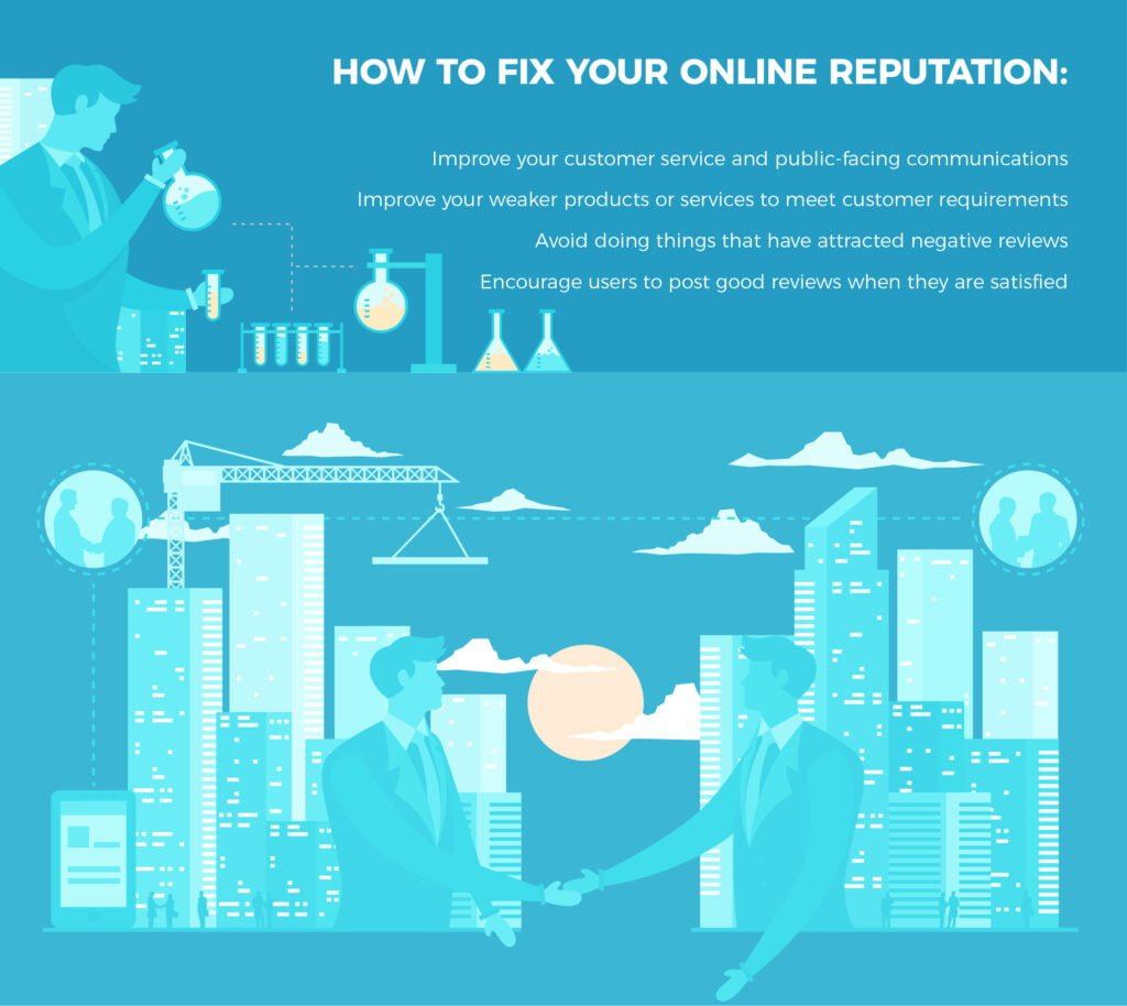 Managing your business's online reputation in 2019 8