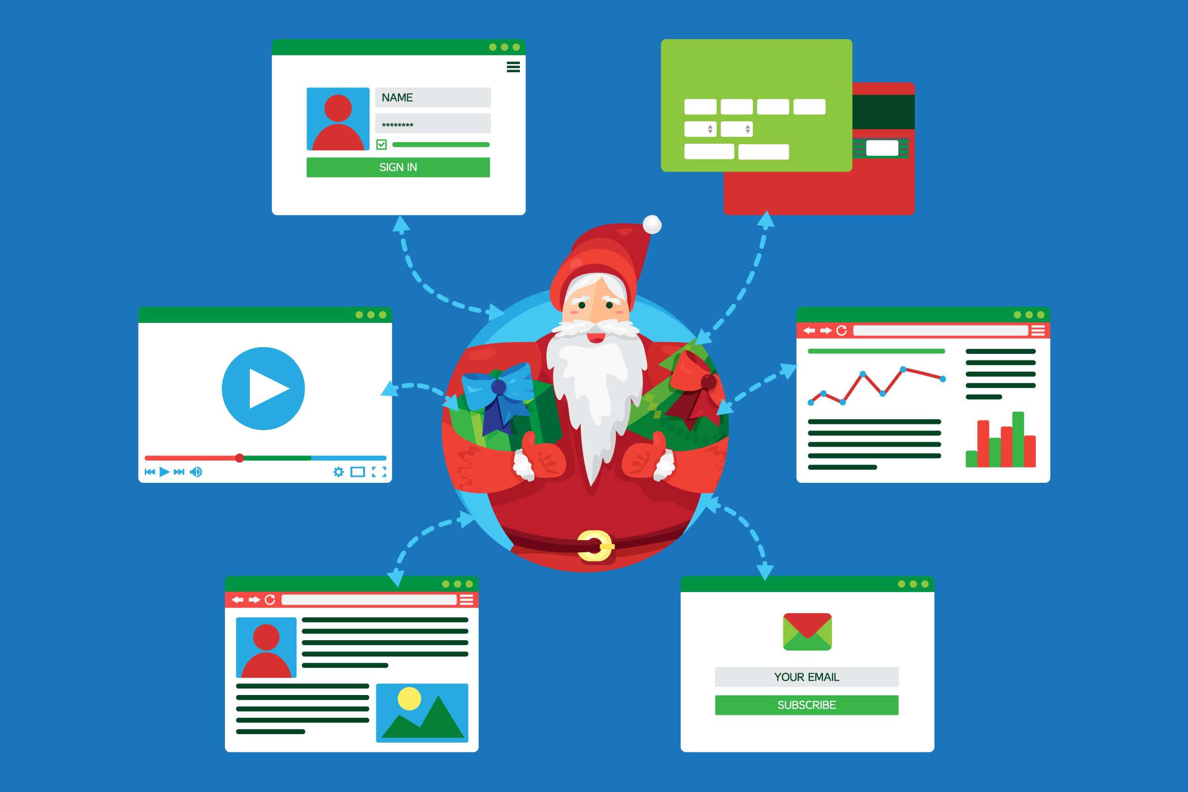 5 ways to prepare your website for Christmas