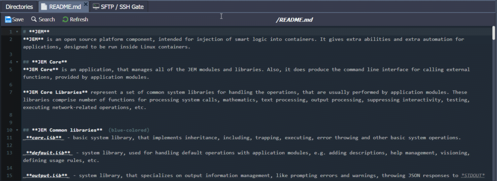 configuration-file-manager-readme-file