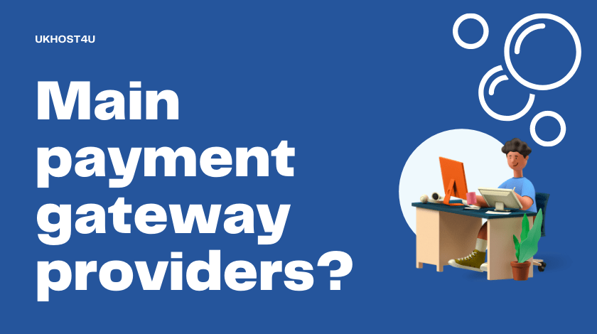 What are the main payment gateway providers?